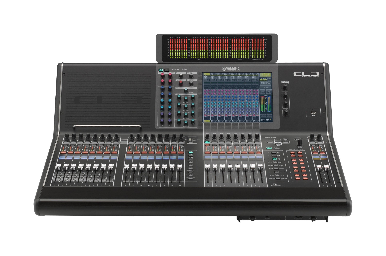 S rie cl pr sentation consoles de mixage audio for Yamaha sound console