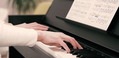 Yamaha YDP S54 clavier