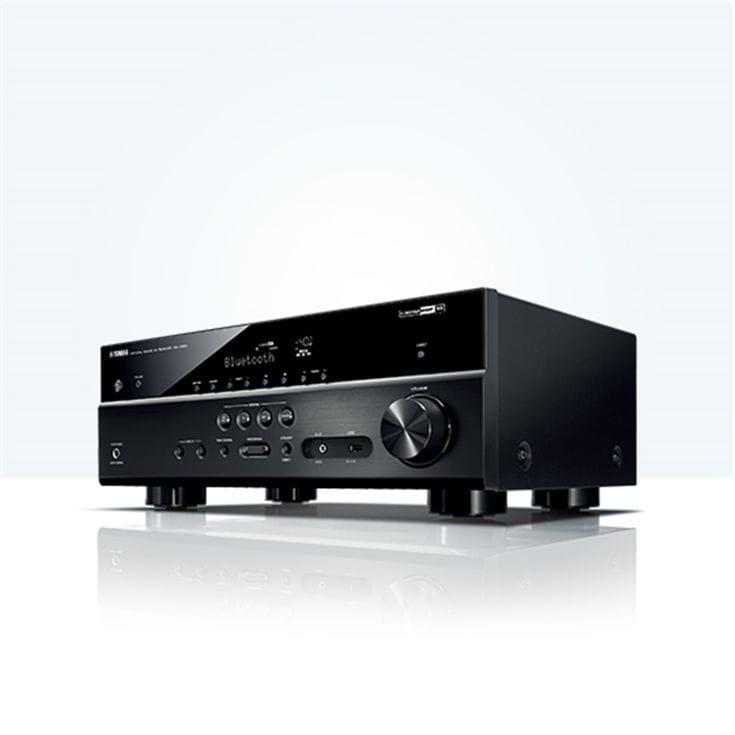 Musiccast Rx V483 Présentation Amplificateurs Home Cinema