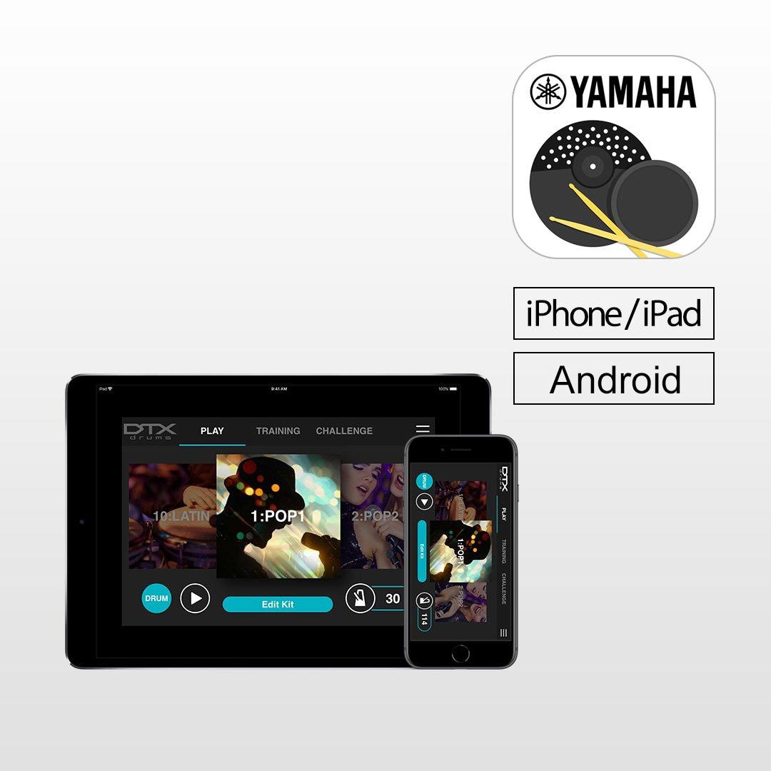 Yamaha Dtxk App Android
